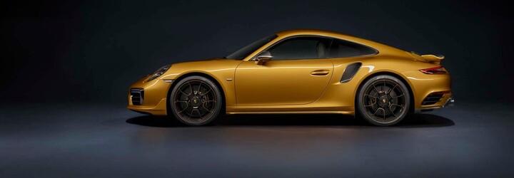 Porsche predstavuje jedinečnú chuťovku, najsilnejšie 911 Turbo S v histórii