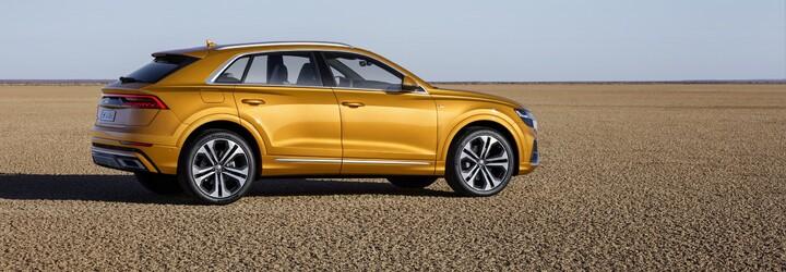 Audi představuje novou Q8 se svérázným designem
