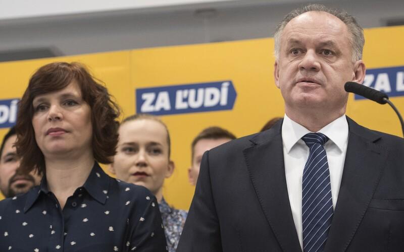 Veronika Remišová bude kandidovať za predsedníčku Za ľudí, verejne ju podporil Andrej Kiska.