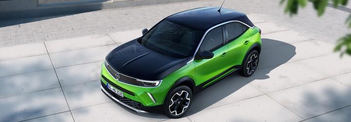 Opel nabírá nový dech. Jeho Mokka ukazuje budoucí designové směřování značky