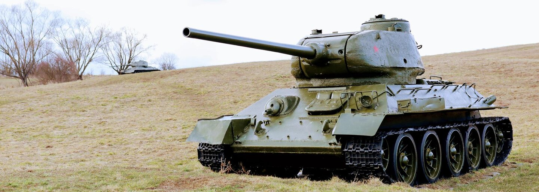 84letý Němec skladoval ve sklepě tank, protiletadlové dělo i torpédo. Hrozí mu pokuta 13 milionů korun