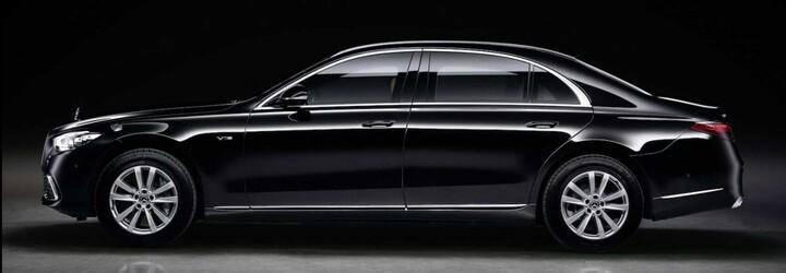 Mercedes-Benz tvrdí, že nové S 680 Guard je najbezpečnejšou limuzínou na svete. Pre pancier váži až 5 ton