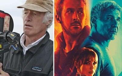 Famózny kameraman Roger Deakins sa po 13 nevyužitých nomináciách konečne dočkal Oscara. Prinieslo mu ho sci-fi Blade Runner 2049