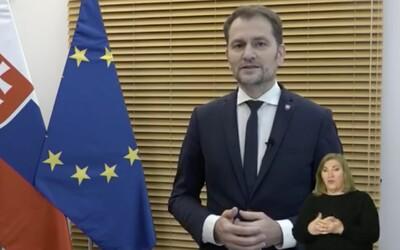 Mimoriadny prejav premiéra Matoviča: Pozývam vás do víťazného boja.