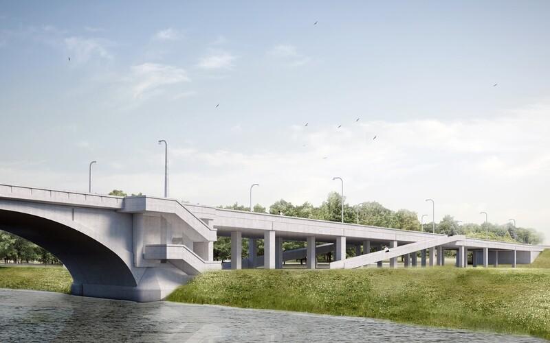 O Libeňský most Praha nepřijde. Dočká se opravy.