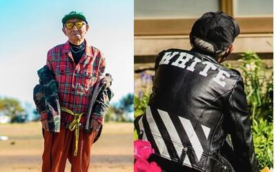 84-ročný deduško nosí oblečenie za tisícky eur. Kreatívne outfity si Instagram zamiloval