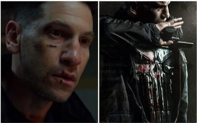 Punisher si začína užívať zabíjanie a v prvom traileri 2. série je brutálnejší než kedykoľvek predtým