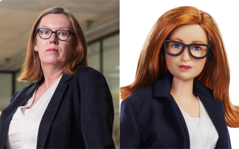 Nová panenka Barbie je inspirovaná vědkyní, která vyvíjela vakcínu proti koronaviru. Má inspirovat dívky ke studiu vědy.