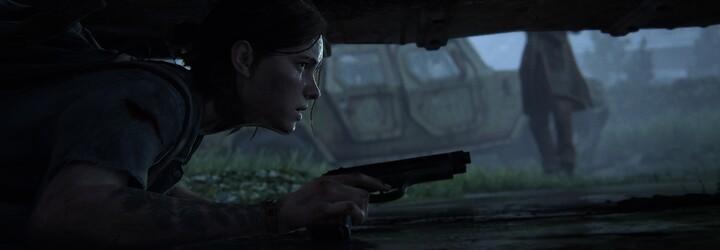 The Last of Us 2 ukazuje gameplay a vyráží dech nádhernou grafikou
