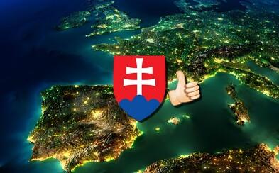86% Slovákov je šťastných so životom na Slovensku. Najlepšie je na tom Dánsko, naopak najhoršie Maďarsko
