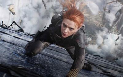 Black Widow nebude žiadnou nudnou drámou. Nový trailer odhaľuje explozívnu akciu a sexy sestry zabijačky