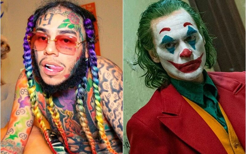 """6ix9ine: """"Jsem jako Joker, kterého chceš nenávidět, ale miluješ ho."""""""