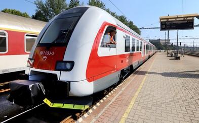 88 % vlakov ZSSK dorazilo do cieľovej stanice včas