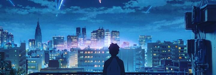 Japonský animák boří rekordy návštěvnosti a kromě krásného příběhu nabízí i hlubokou myšlenku (Recenze)