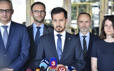 Riziko rozpadu koalície sa zvyšuje, Remišová je znechutená. V utorok večer zasadne predsedníctvo strany Za ľudí.