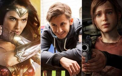 Radomír pracoval na Blade Runnerovi, Wonder Woman nebo The Last of Us 2. Co nám prozradil o tajném vývoji blockbusterů?