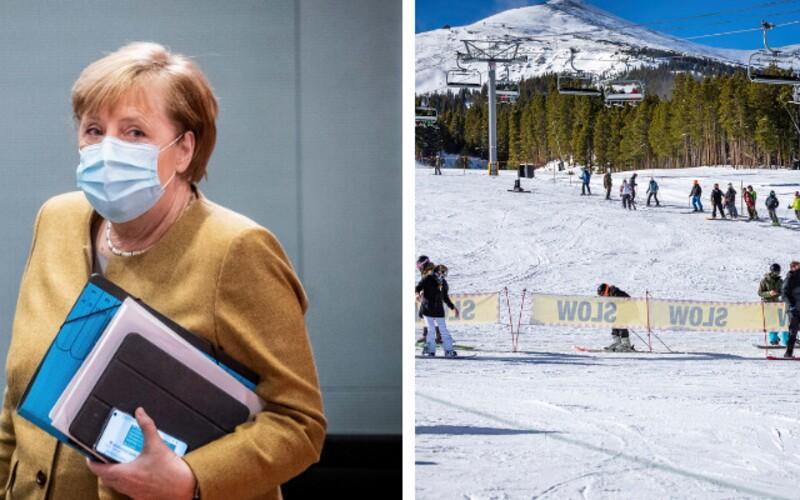 Neotvárajte lyžiarske strediská, presviedča Nemecko štáty EÚ. Matovič už avizoval, že o lyžovačke môžeme len snívať.