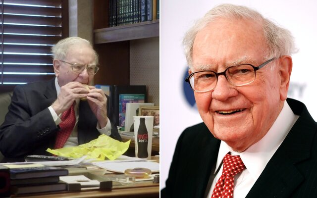 89-ročný Warren Buffett sa denne nalieva Coca-Colou a McDonaldom. Týchto 10 zaujímavostí si o jednom z najväčších boháčov netušil