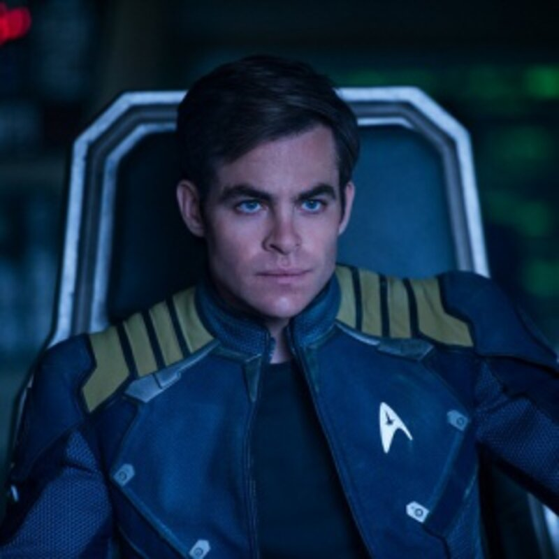 Herec z filmu Star Trek Beyond: