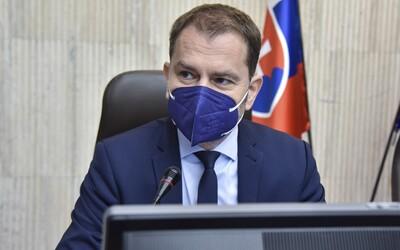 Mal som SaS vyhodiť z koalície počas prvej vlny, bol by pokoj, povedal Igor Matovič.