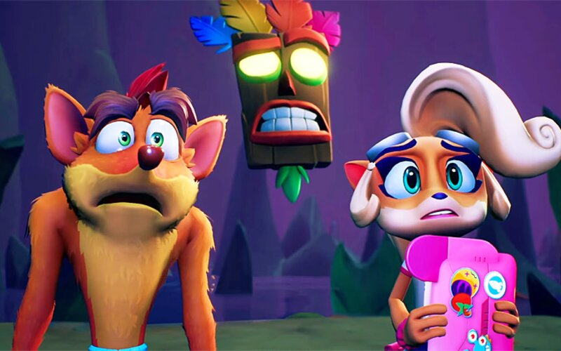 Crash Bandicoot 4 dostal vynikající trailer. Dočkáme se nejlepšího dílu série?