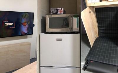 Pracovníci metra si pod stanicou v centre Manhattanu urobili tajný byt. Objavili ho až po pár mesiacoch.
