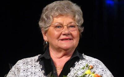 Zemřela Libuše Billová, herečka z Četnických humoresek a hlas Gábi ze seriálu Smolíkovi.