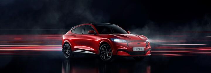 Ikonický Mustang přichází v novodobé podobě. Je z něj elektrické SUV s dojezdem 600 kilometrů