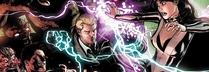 Režisér Edge of Tomorrow natočí Justice League Dark s Constantinom, ktoré bude súčasťou DCEU