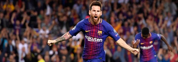 Lionel Messi nadobro opúšťa FC Barcelona. Nepodpísal nový kontrakt