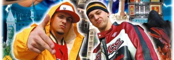 Hugo Toxxx a James Cole převzali platinovou desku za Toxic Funk