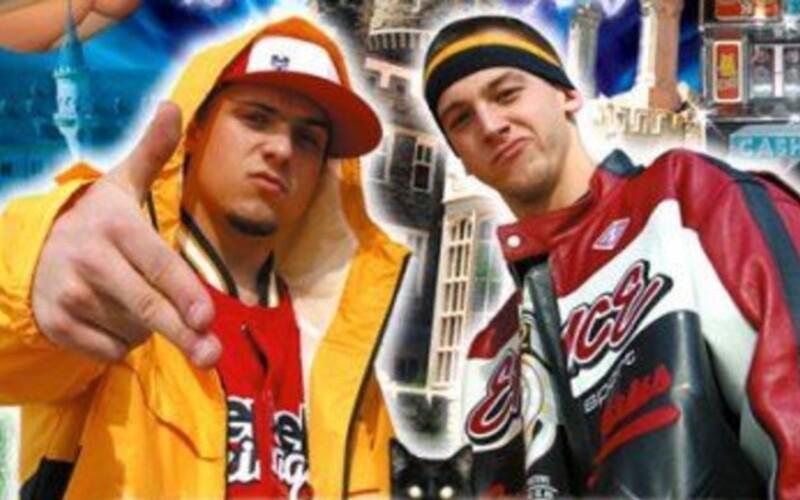 Hugo Toxxx a James Cole převzali platinovou desku za Toxic Funk.