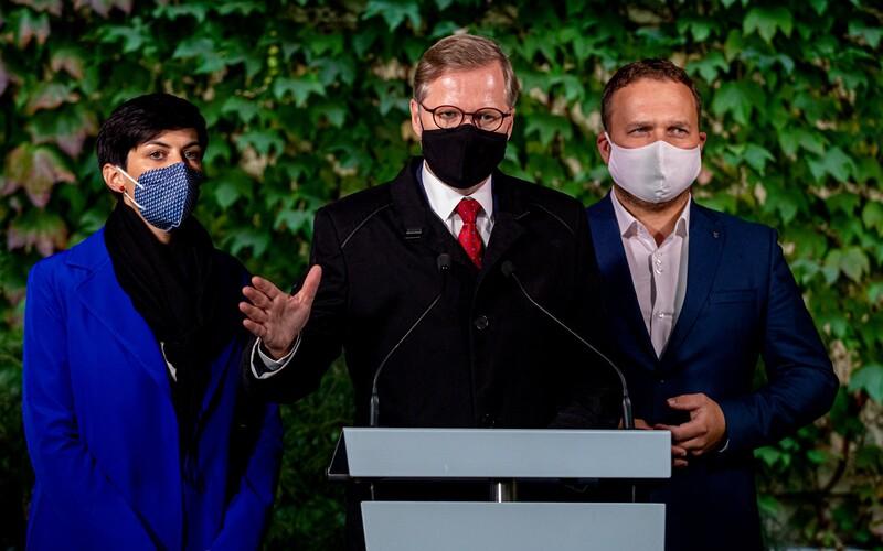 ODS, KDU-ČSL a TOP 09 budou v příštích parlamentních volbách kandidovat společně.