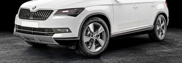 Zapomeňte na Snowmana, novým SUV od Škody bude Kodiak, který přinese hned několik novinek