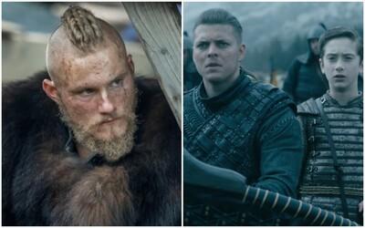 Do konce Vikingů zbývá už jen pár epizod. Nové video odhaluje, zda Bjorn přežil poslední část