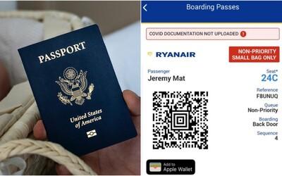 Od júla budú v Európskej únii platiť covidové pasy, na dovolenku sa dostaneš s týmito potvrdeniami.