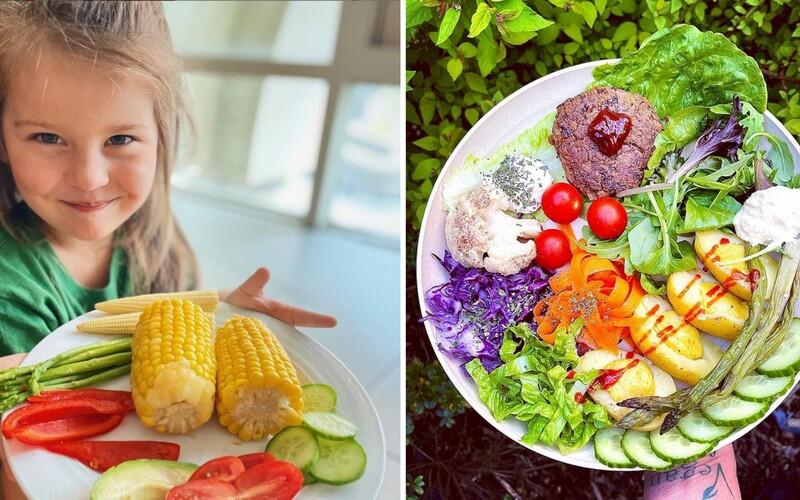Děti, které vyrůstají na veganské dietě, jsou slabší, menší a mohou mít problémy s kostmi.