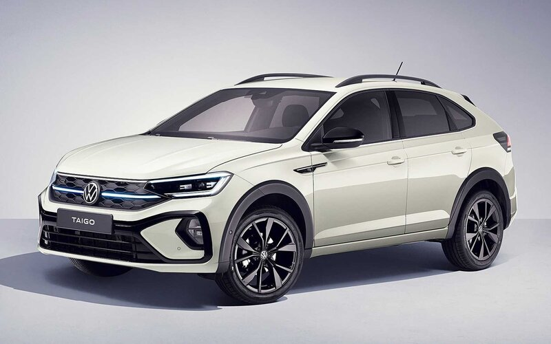 Své první SUV kupé má už i Volkswagen, který představuje zcela nové Taigo.
