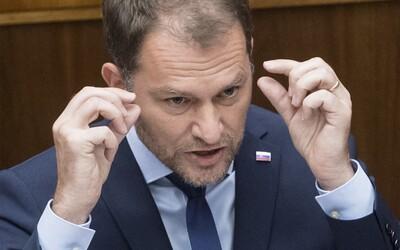 Matovič reaguje na vyhostenie diplomatov: Rusi sú naši slovanskí bratia, aj priateľom však treba určiť čiaru.