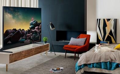 8K televize s 5G konektivitou. Huawei prý vyvíjí novinku, jaká tu ještě nebyla