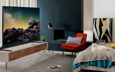 8K televízor s 5G konektivitou. Gigant Huawei vraj vyvíja novinku, aká tu ešte nebola