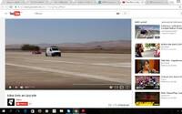900koňová elektrická dodávka v rychlostním závodu poráží Ferrari a Nissan GT-R