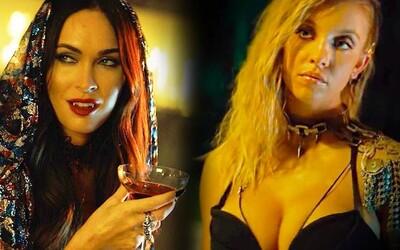Megan Fox je jednou zo sexi upírok, ktoré si užívajú noc plnú sexu, zabíjania a drog.
