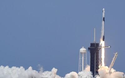 Slovenská firma nespolupracovala so SpaceX na štarte rakety. Hoax sa rýchlo šíril slovenským internetom.