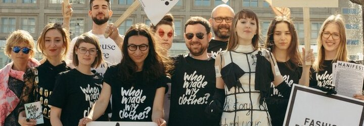 Hnutie Fashion Revolution odštartovalo týždeň plný otázok. Prinúť módne značky hovoriť pravdu aj ty
