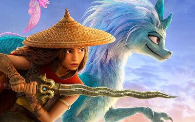 Raya a drak vyniká krásnými postavami, vtipnými scénami a úžasným fantasy světem. Dočkáme se animáku roku?