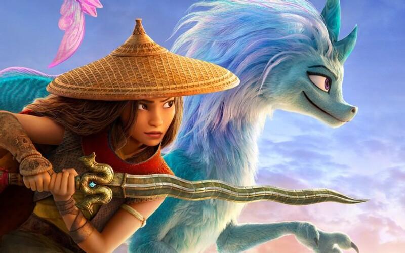 Raya a posledný drak vyniká krásnymi postavami, vtipnými scénami a úžasným fantasy svetom. Dočkáme sa animáku roka?