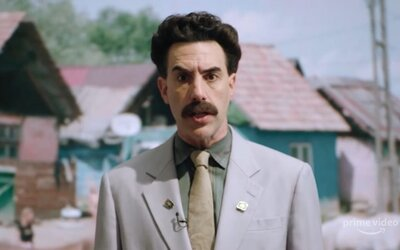Borat 2 dostane množstvo nových scén, ktoré tvorcovia nedali do filmu. Bude to rovnako šialené ako naposledy