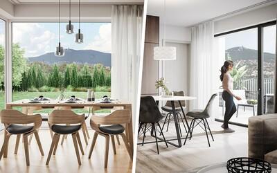 Dokonalé bývanie? Nová rezidenčná štvrť v Nitre od toho nemá ďaleko