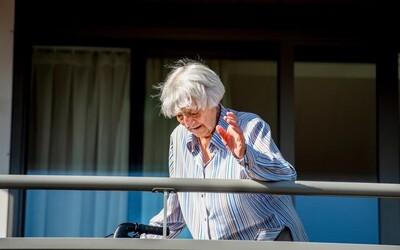 107letá babička se vyléčila z koronaviru. Rodina si myslela, že ji už nikdy neuvidí, potom přišla radostná zpráva.